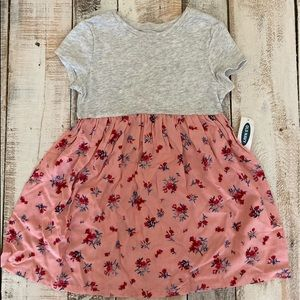 NWT Old Navy Toddler Floral Dress